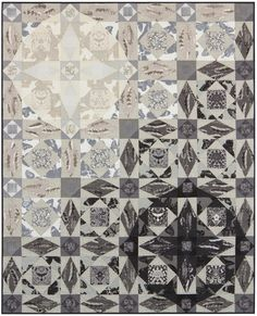 Storm at Sea Quilt Pattern | FaveQuilts.com