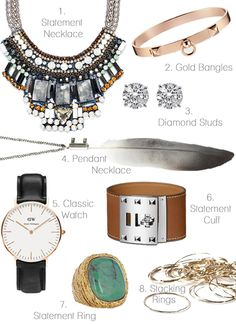 Building a Timeless Jewelry Collection
