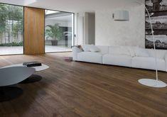 Abbinare porte e parquet (Foto) Living Room Photos, Living Spaces, Parquet Tiles, Cork Flooring, Interior Decorating, Interior Design, Floor Chair, Home And Living, Hardwood Floors