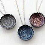 bottlecap jewelry tutorials