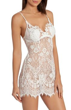 Find In Bloom Jonquil Sheer Lace Chemise online. Shop the latest collection of In Bloom Jonquil Sheer Lace Chemise from the popular stores - all in one Wedding Lingerie, Lingerie Set, Boys Underwear, Beautiful Lingerie, Night Gown, Lounge Wear, At Least, Topshop, Costume