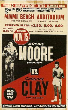 Moore vs Clay
