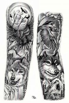 Portfolio image by tattoo artist