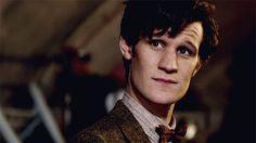 Benedict Cumberbatch Doctor Who | gifs doctor who matt smith sherlock supernatural Benedict Cumberbatch ...