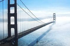 Golden Gate Park, Golden Gate Bridge, Free Photos, Free Images, Puente Golden Gate, Lombard Street, Marketing Online, Internet Marketing, Media Marketing