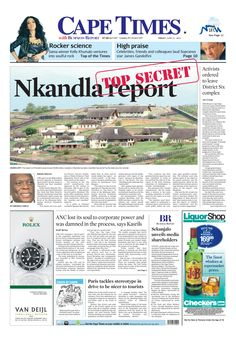 The Nkandla report