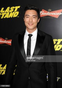 Fotografia de notícias : Actor Daniel Henney arrives at the premiere of...