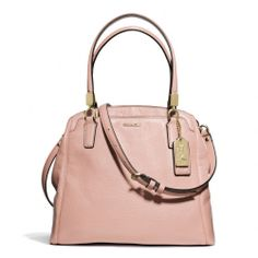 The Madison Minetta In Leather from Coach