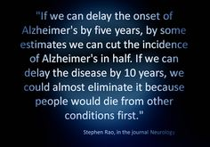 If We Can Delay the Onset of Alzheimer's Alzheimer Care, Dementia Care, Alzheimer's And Dementia, Alzheimers, Dementia Statistics, Elderly Care, Personal Hygiene, Reading Room, Caregiver