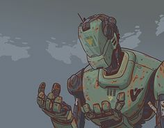 """Check out new work on my @Behance portfolio: """"Rust"""" http://be.net/gallery/46718681/Rust"""