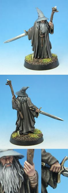 "Excellently done""Gandalf the Grey"""