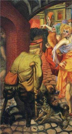 Weimar Berlin - Otto Dix WikiPaintings.org - the encyclopedia of painting