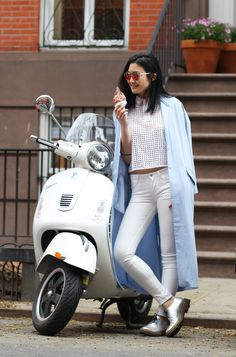 Le Specs, Asos, Zara, Jbrand, Dries Van Noten City Foodie First Generation Fashion