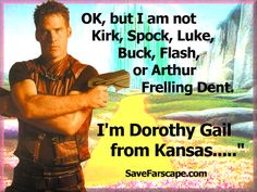 Farscape, it was cancelled way before it's time...