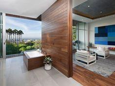 Stunning Estate on Sunset Strip by Belzberg-Design