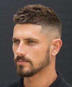 Modische frisuren männer 2018