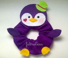 Puppet para lente Pinguim