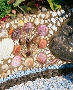 Bring the Beach to House and Garden Walls