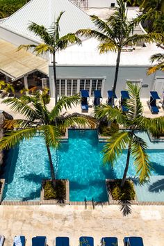 The pool area is large and never packed — perfect for lounging or splashing about. #Jetsetter