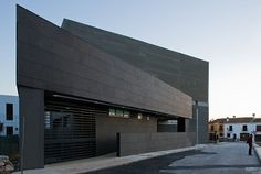Abstract Coín Courthouse by Donaire Arquitectos