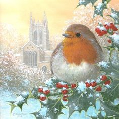 Leading Illustration & Publishing Agency based in London, New York & Marbella. Christmas Tree Design, Christmas Scenes, British Wildlife, Christmas Paintings, Winter Art, Ceramic Design, Beatrix Potter, New Artists, Habitats