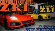 Chevrolet Corvette ZR1 & Camaro ZL1 Track Night
