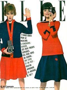 Le grandiose riviste francesi anni 60