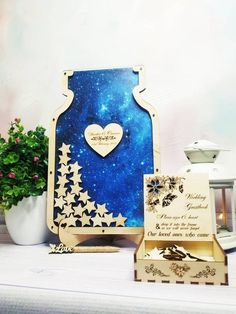 Wedding Jars, Beach Wedding Favors, Unique Wedding Gifts, Card Box Wedding, Bridal Shower Favors, Unique Weddings, Wedding Souvenir, Nautical Wedding, Wedding Ideas
