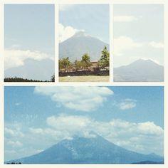 Volcanes Guatemala