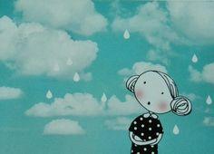 il pleut, il mouille, c'est la fête à la grenouille