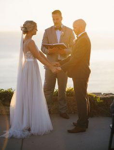 Watters Jacinda gown at Banker's Hill San Diego wedding