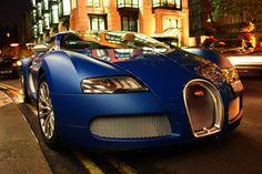 Another fabulous matte blue.