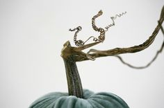Plush Pumpkins, and Mushrooms, and Acorns- oh my! | The Lettered Cottage