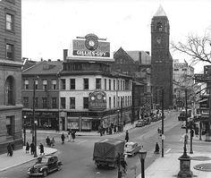 Cool Hamilton Ontario Canada, Dundas Ontario, Old Pictures, Big Ben, Street View, City, Places, Buildings, Travel