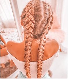 Sporty Hairstyles, Easy Hairstyles For Long Hair, Teen Hairstyles, Braids For Long Hair, Pretty Hairstyles, Braided Hairstyles, Softball Hairstyles, Medium Hair Styles, Long Hair Styles