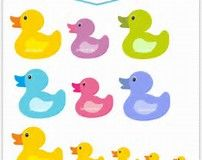 Image result for Cute Rubber Ducky Clip Art