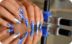 13 Best Nail Art With Jo Sonjas Images Artist Artists Painting