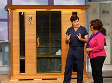 Dr. Oz talks about why the Infrared #Sauna is soooo good for our #health! http://www.centeredlex.com/engage-your-senses #getcentered