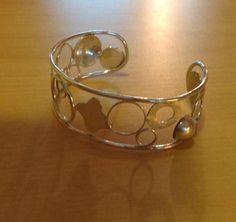 Zilveren armband, 2014 september