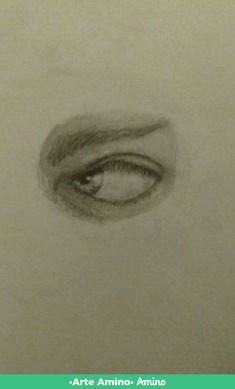 Vic's Work left eye