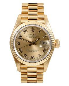 Rolex Women's 1980's 'President' Watch