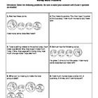 FREE! This pack of 4 one-page worksheets supports Common Core Grade 2 Measurement Standard 2.MD.C.8. Each worksheet consists of six word problems involving dollar bills, quarters, dimes, nickels, and pennies. Great for end of year review!