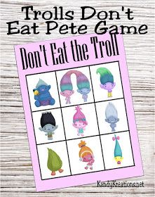 Play Don't Eat Pete
