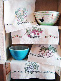 Blueberry Backroads Pattern - The Berry Patch