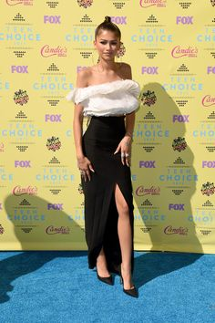 The 10 celebs with the best style this week are...Zendaya Coleman