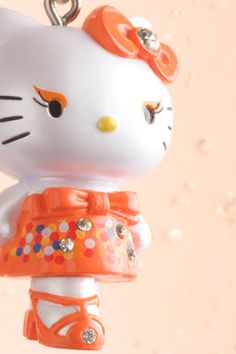 Hello Kitty | collette limited version wearing Dior | photo by Naoko Miike