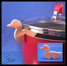 Scrollsaw Workshop: Little Ducky Pan Vent Scroll Saw Pattern.