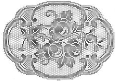crochet em revista: crochet rosas