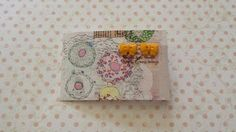 golden yellow button bow post earrings £2.20