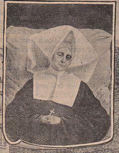 VHRN Newsnote: Rosalie Rendu post-mortem image - Vincentian History Research Network